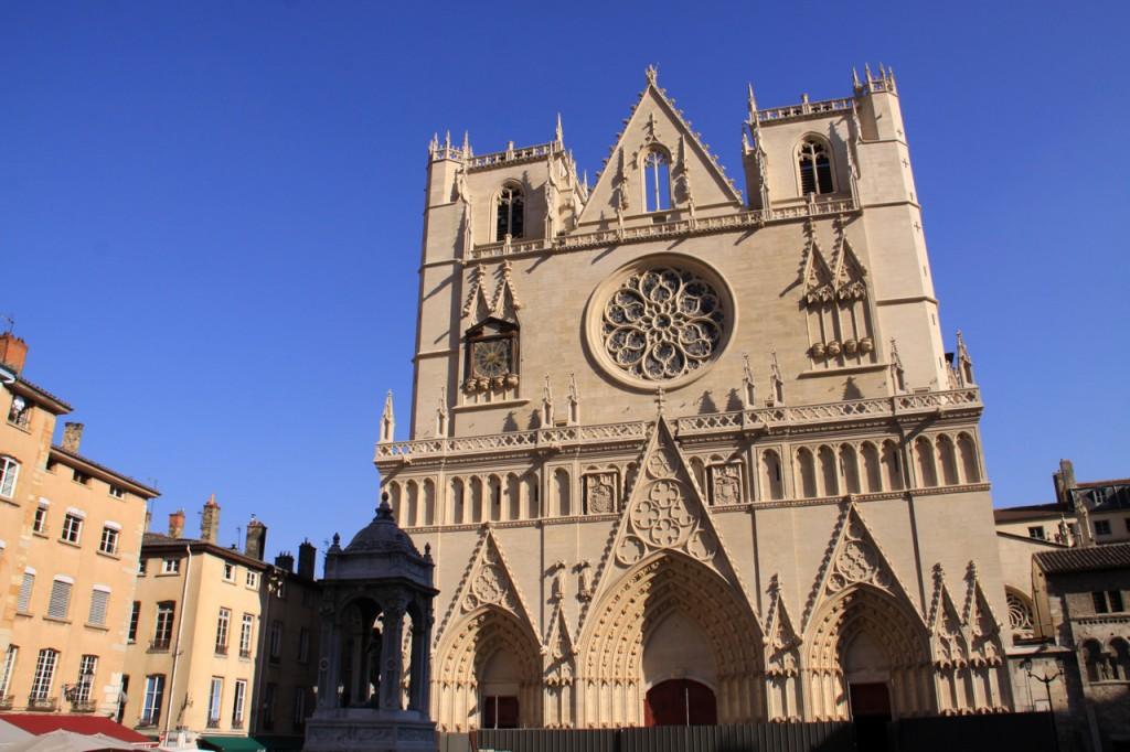 Cattedrale StJean Lione