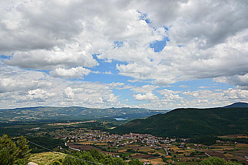 Panorama-di-Sarconi-dalla-Torre-Longoobarda
