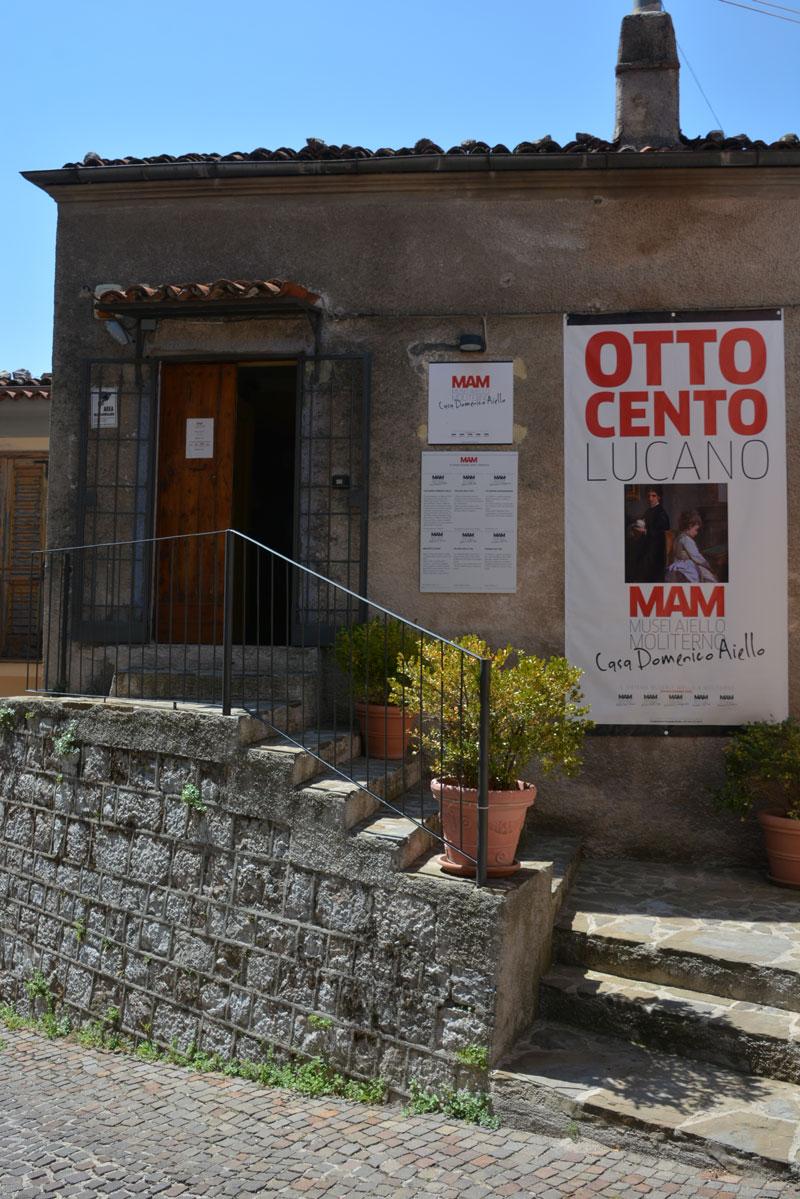 MAM-Casa-Domenico-Aiello-Ottocento-Lucano-esterno