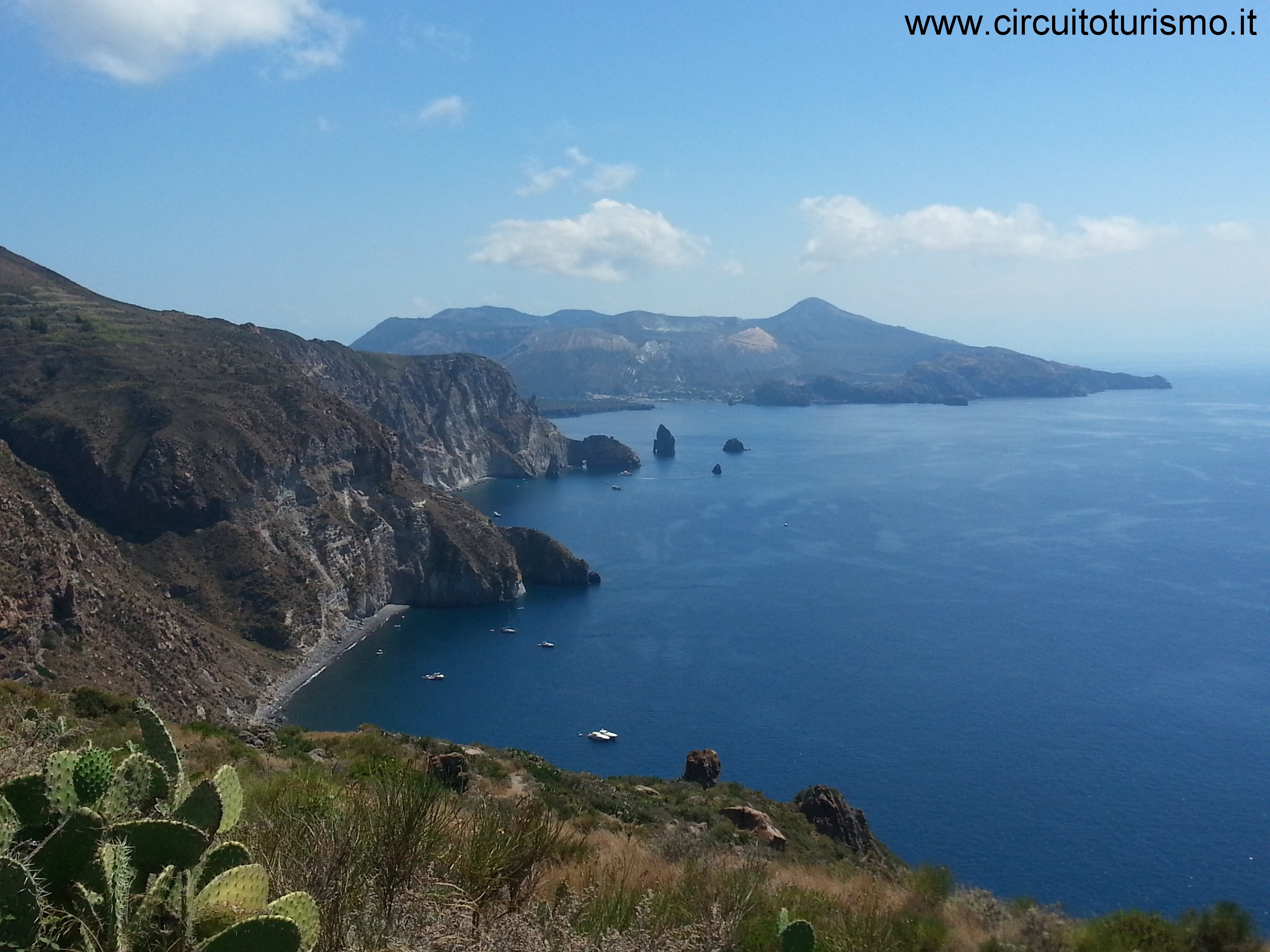 Viaggio-vacanza nelle isole Eolie: Lipari