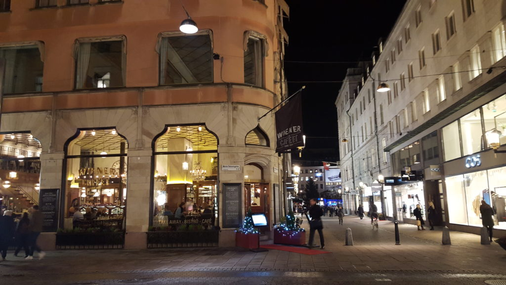 Wienercaféet esterno