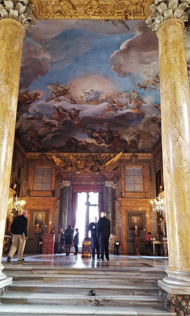 galleria colonna entrata