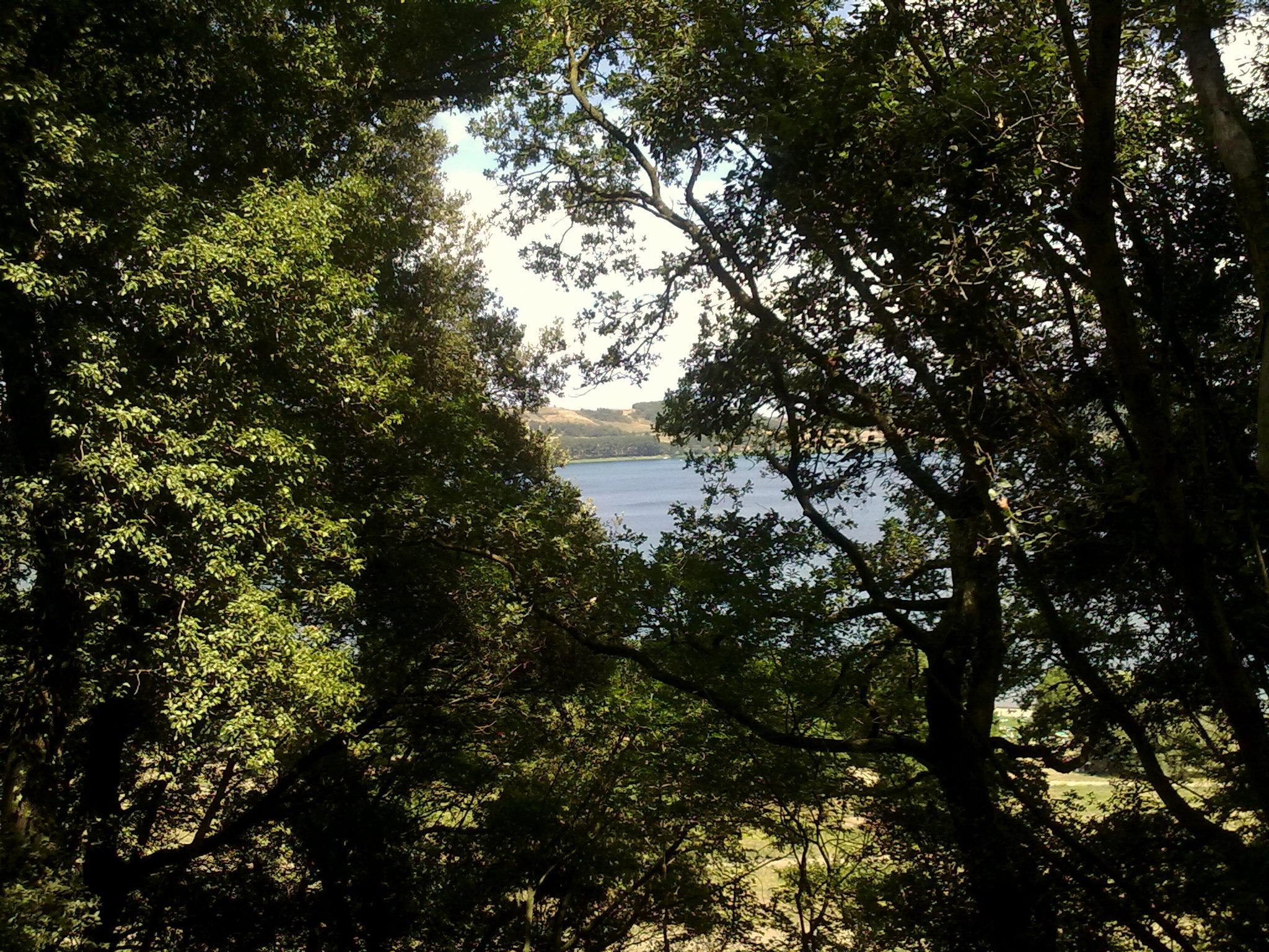 Una giornata al Lago di Martignano