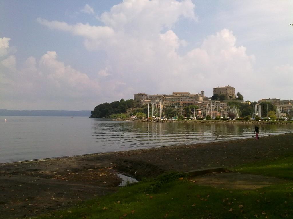 Lago di Bolsena, Capodimonte