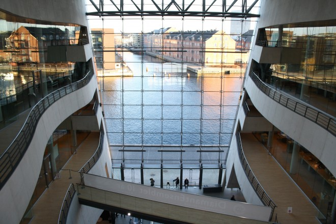 Biblioteche Copenaghen