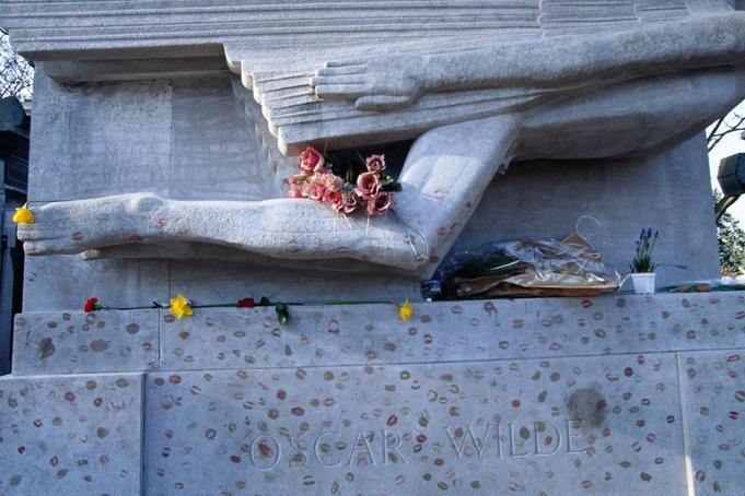 parigi cimitero artisti wilde