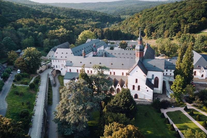Abbazia-cistercense-Eberbach