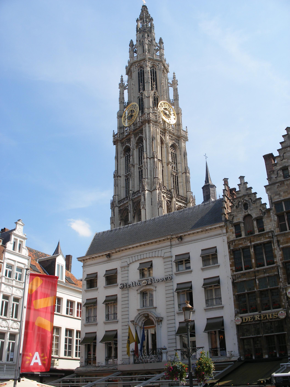 Anversa campanile