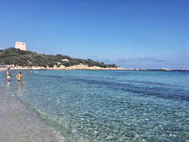 Cala Pira spiaggia sardegna sud