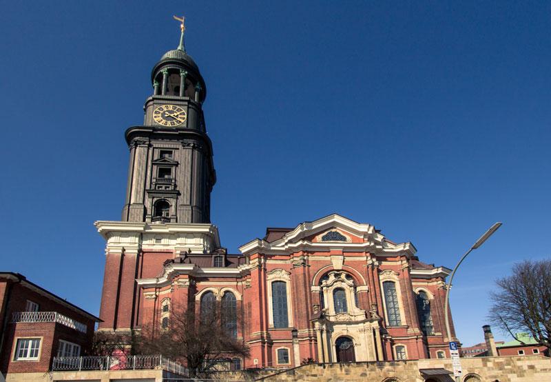 Chiesa di San Michele amburgo