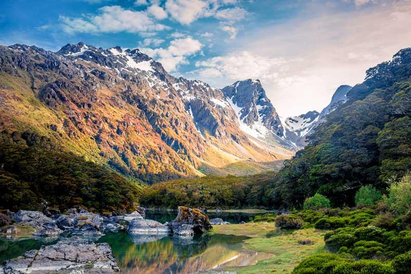 Fiordland-National-Park-nuova-zelanda