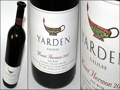 Israele tra i migliori produttori di vino