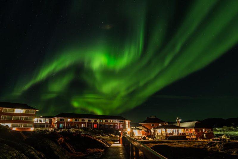 Hotel Arctic groenlandia