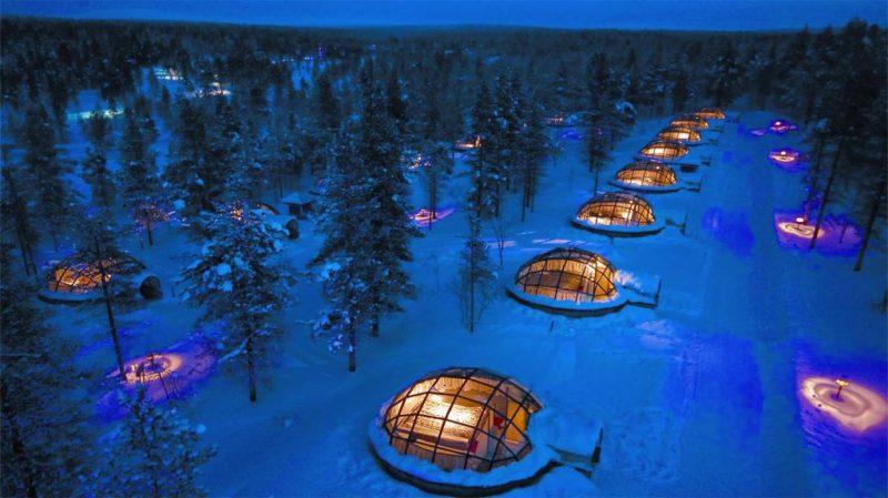 Hotel Kakslauttanen Finlandia