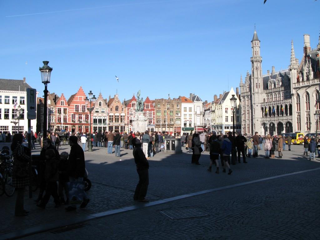 Bruges centro