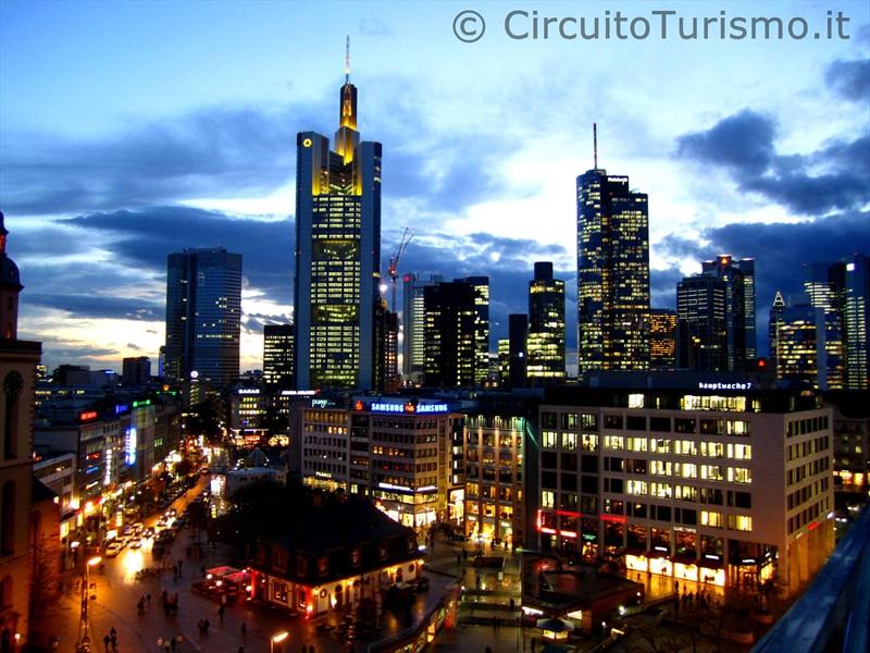 Francoforte sul Meno: tra arte, cultura e modernità