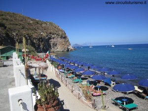 Lipari White beach