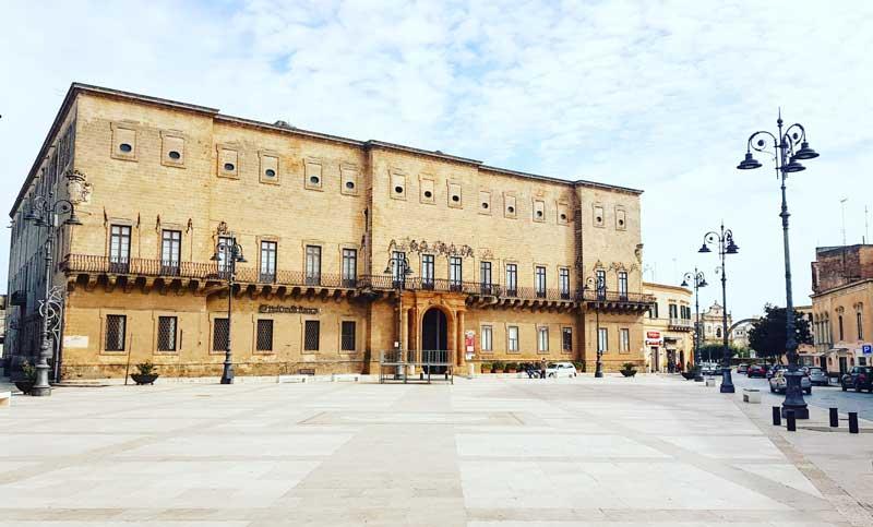 manduria palazzo imperiali