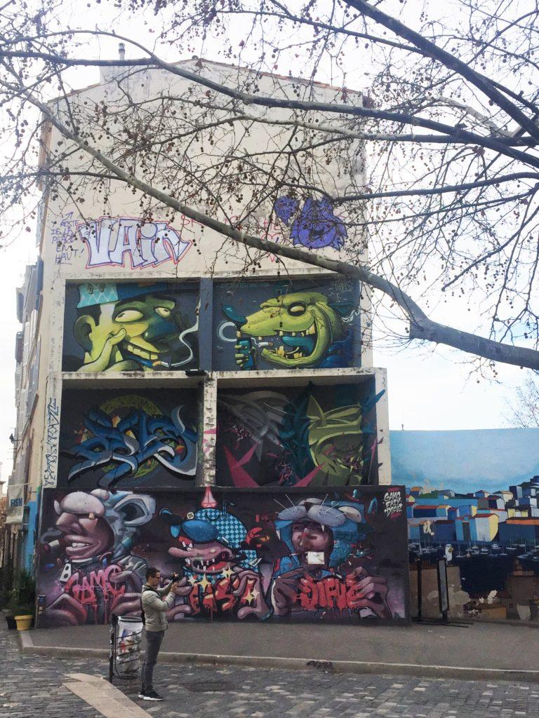 marsiglia street art