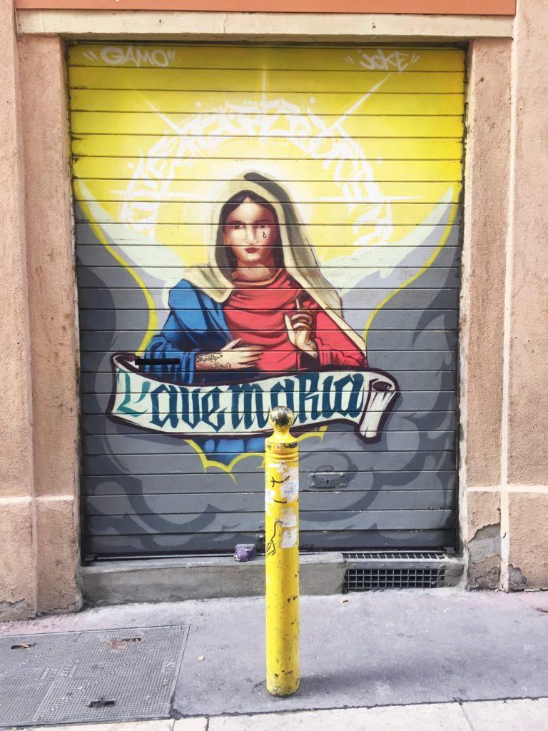 marsiglia murales