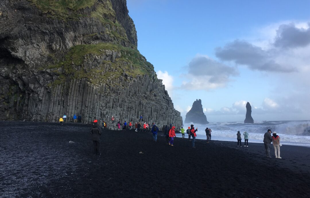 Islanda Non ce n'è coviddi (ironia) a Reynisfjara