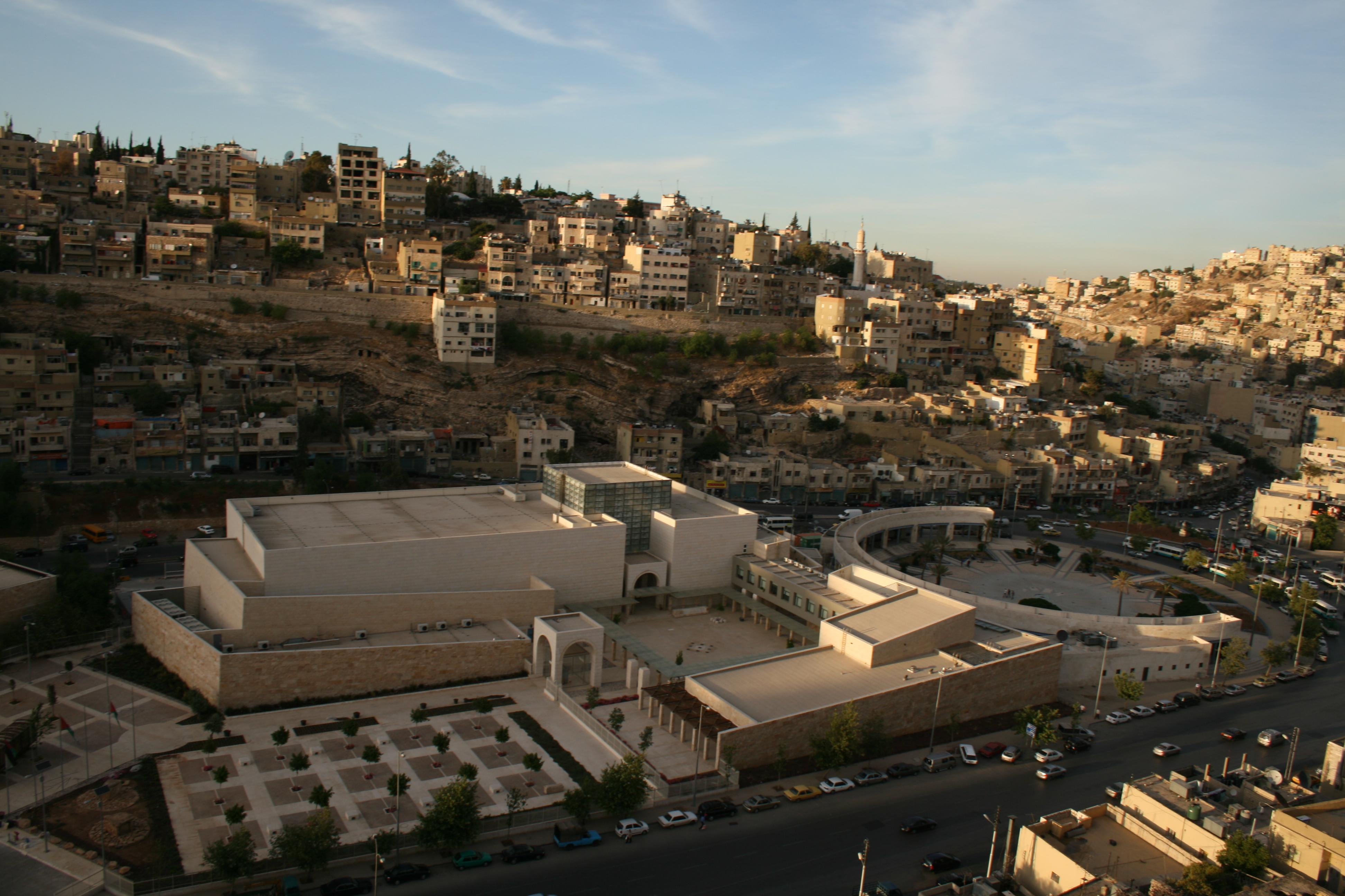 La Giordania in mostra al Jordan Museum
