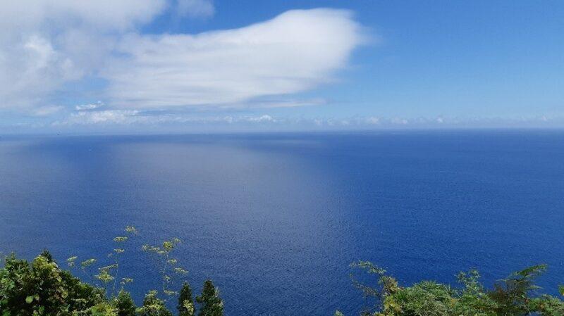 belvedere Lajes do Pico azzorre