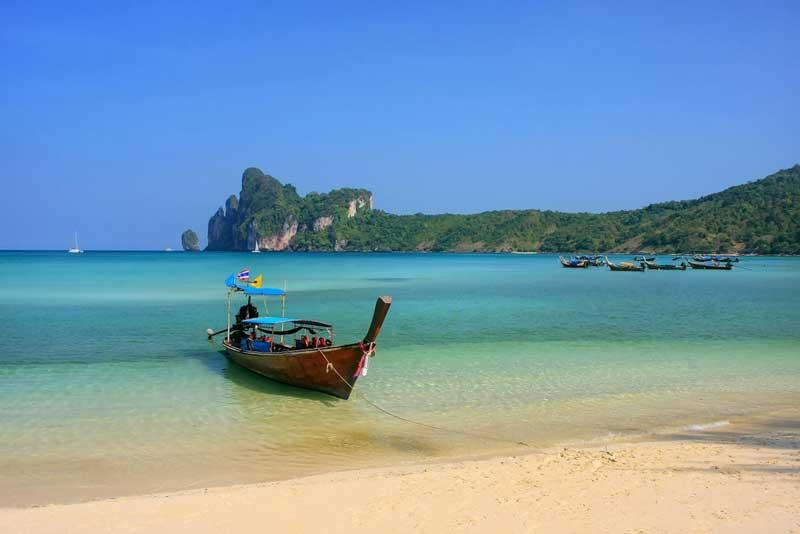 Ao Loh Dalum beach