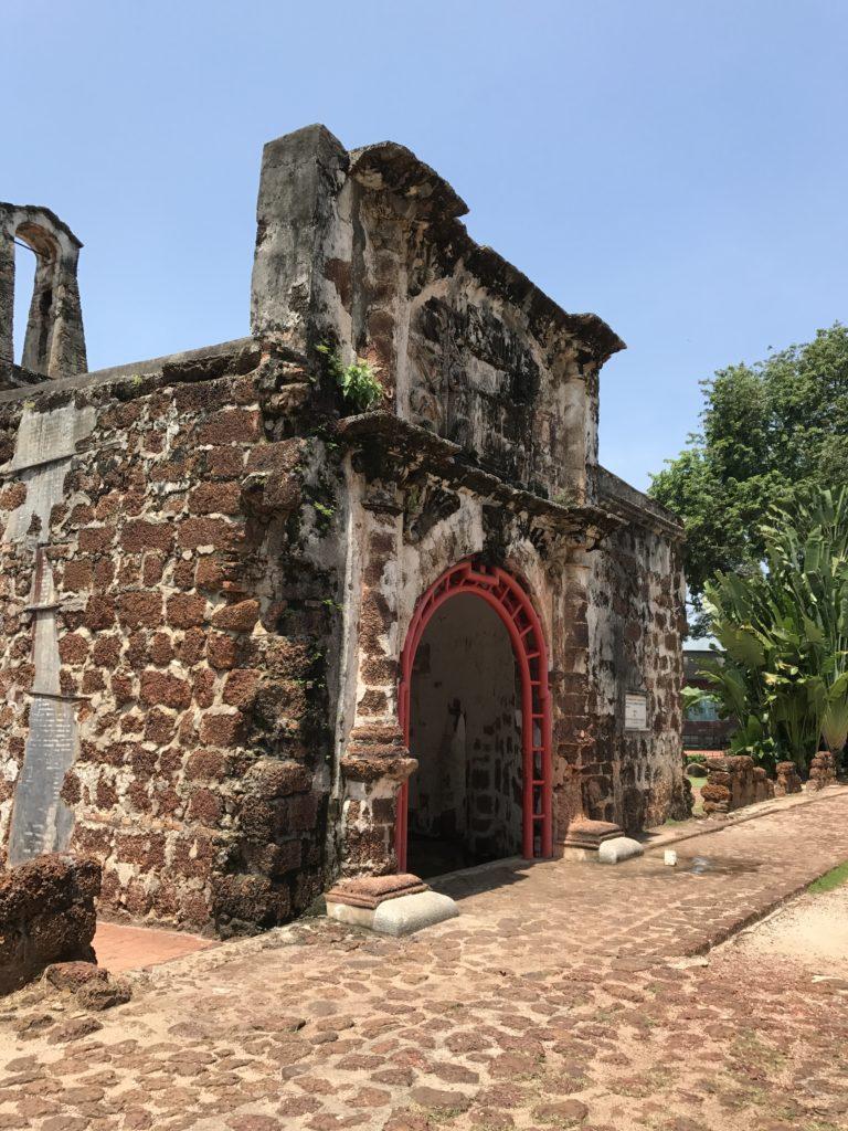 Malacca Porta di Santiago
