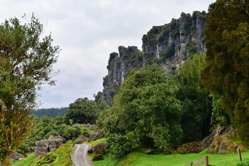 Mangaotaki-Rocks-nuova-zelanda