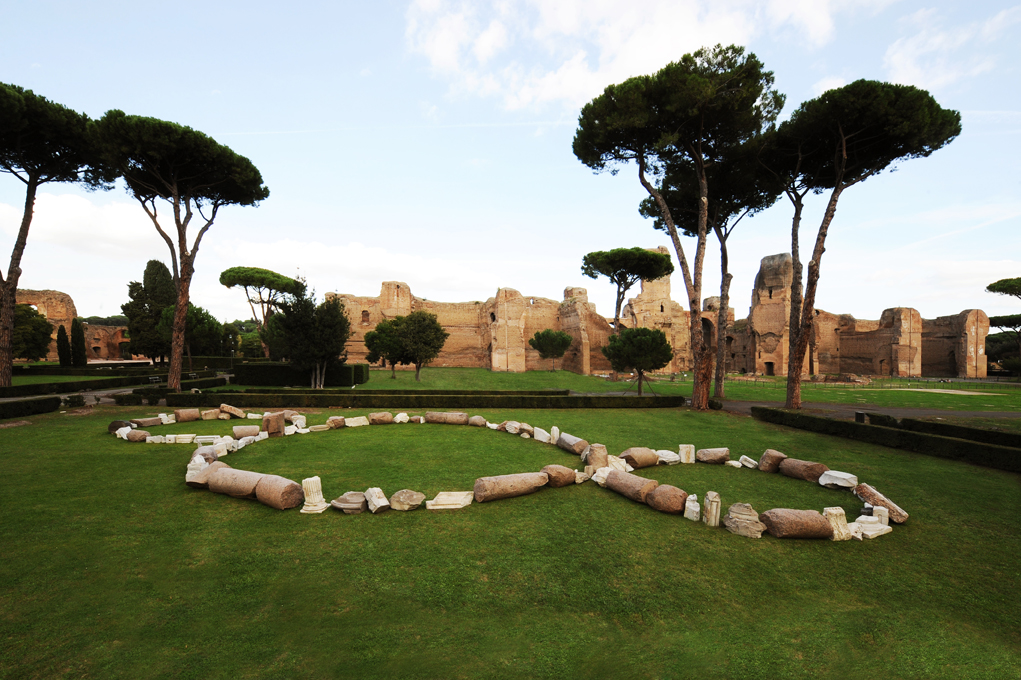 Caracalla paradiso contemporaneo. Apertura al pubblico del Mitreo