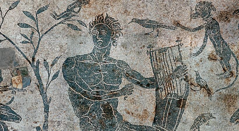 perugia mosaico romano