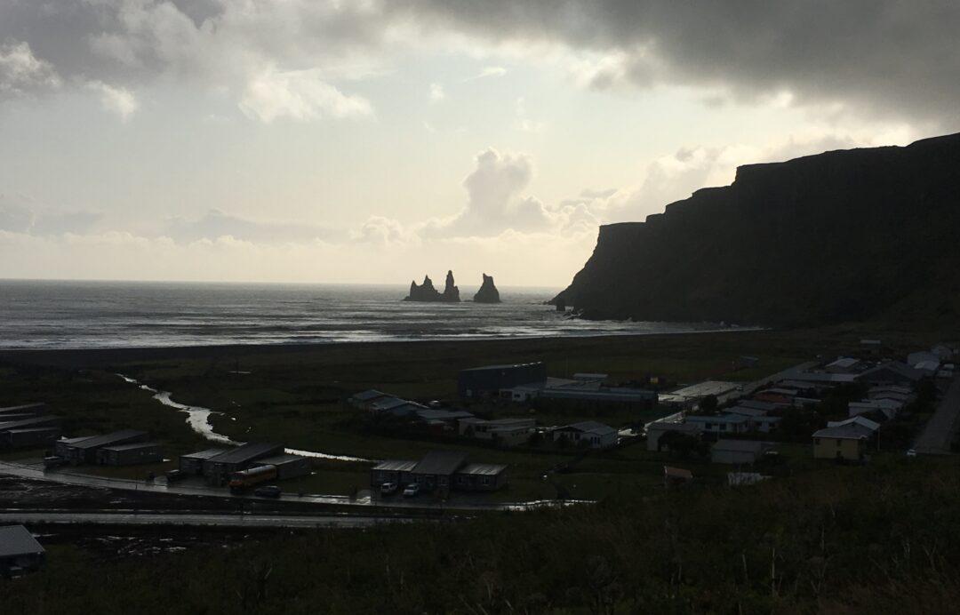 Panorama da Vik