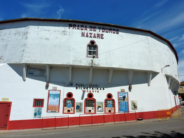 Nazarè - Praça de Touros