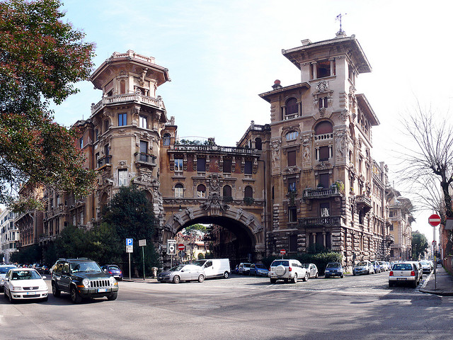 Quartiere Coppedè