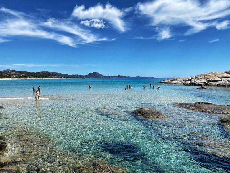 Spiagge in Sardegna Santa Giusta spiaggia sardegna sud