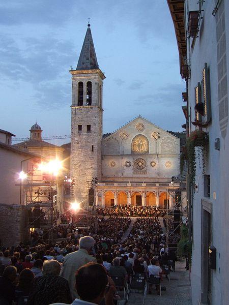 Festival di Spoleto 2012, 29 giugno – 15 luglio