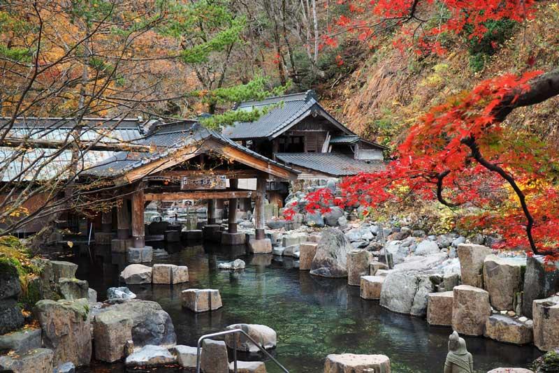 Takaragawa onsen terme giapponesi