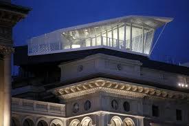 Temporary Restaurant Milano. The Cube, il bistrot itinerante
