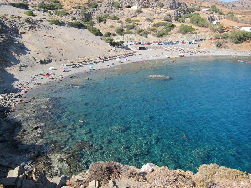 Cala di Agios Pavlos