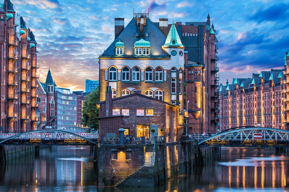 amburgo centro-storico