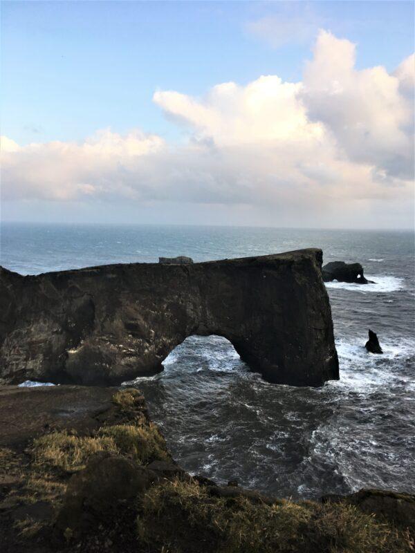 Islanda Arco di Dyrhólaey