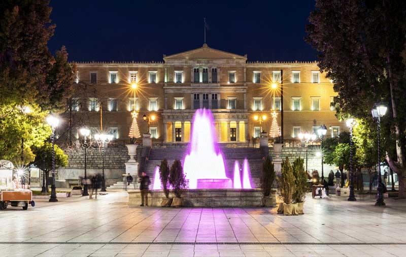 atene-Piazza-Syntagma