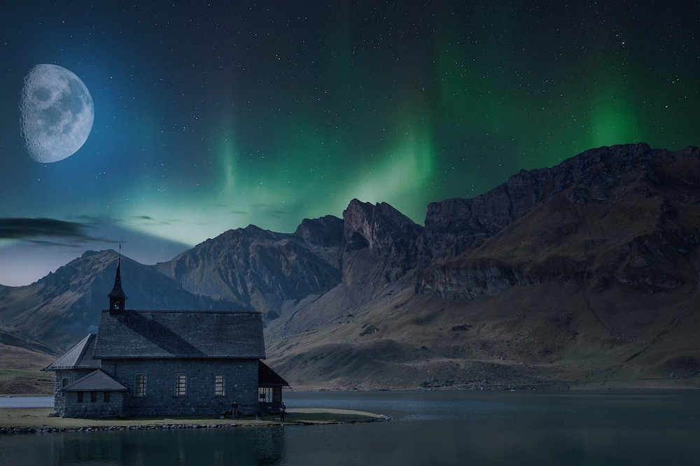 aurora boreale quando dove vederla