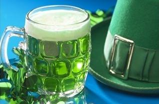 Irlanda: la birra verde e il San Patrick's Day