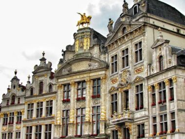 brussels-grand place