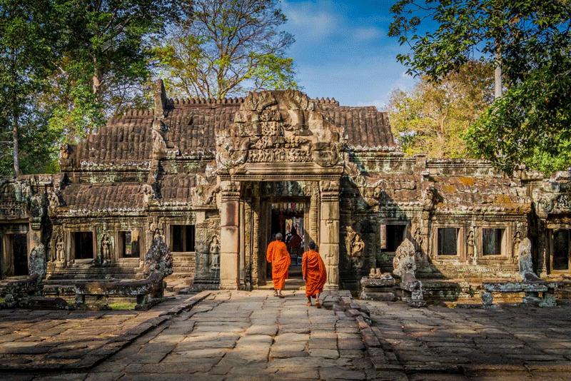 cambogia angkor