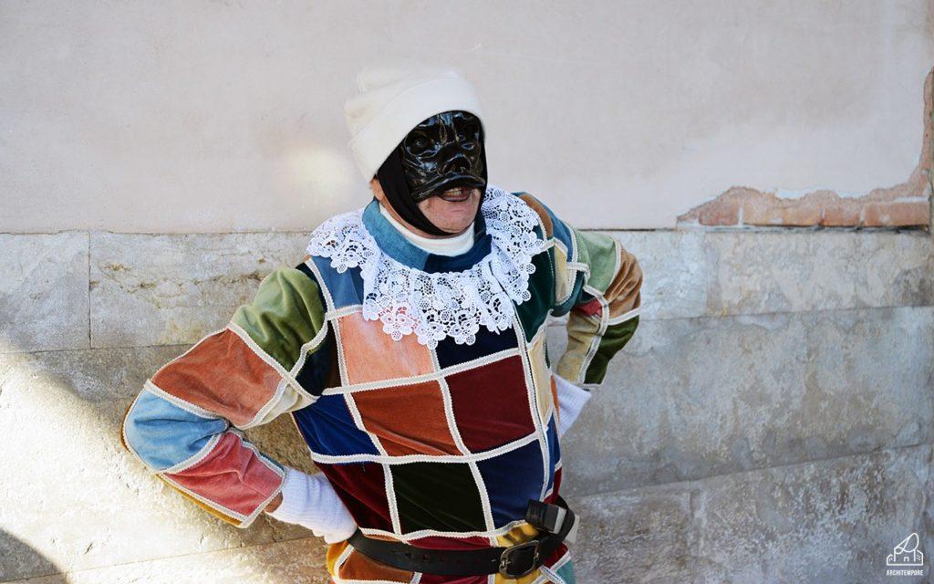 carnevale venezia arlecchino