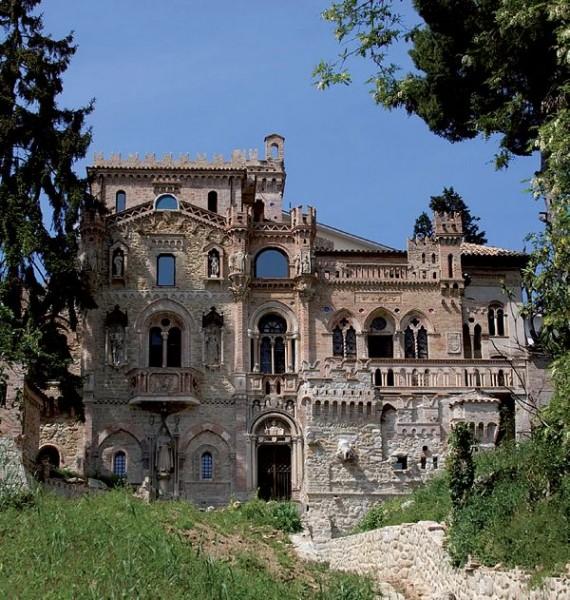 castello teramo