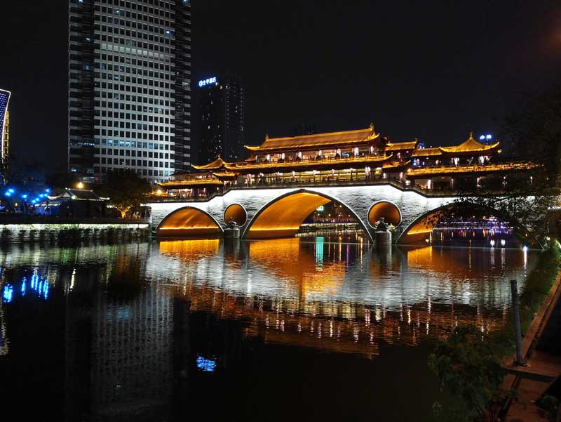 Ponte Anshun chengdu